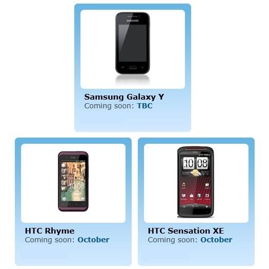 O2-UK-Samsung-Galaxy-Y-HTC-Sensation-XE-Rhyme