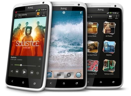 HTC One X Clockworkmod Recovery