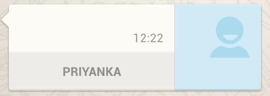Priyanka contact