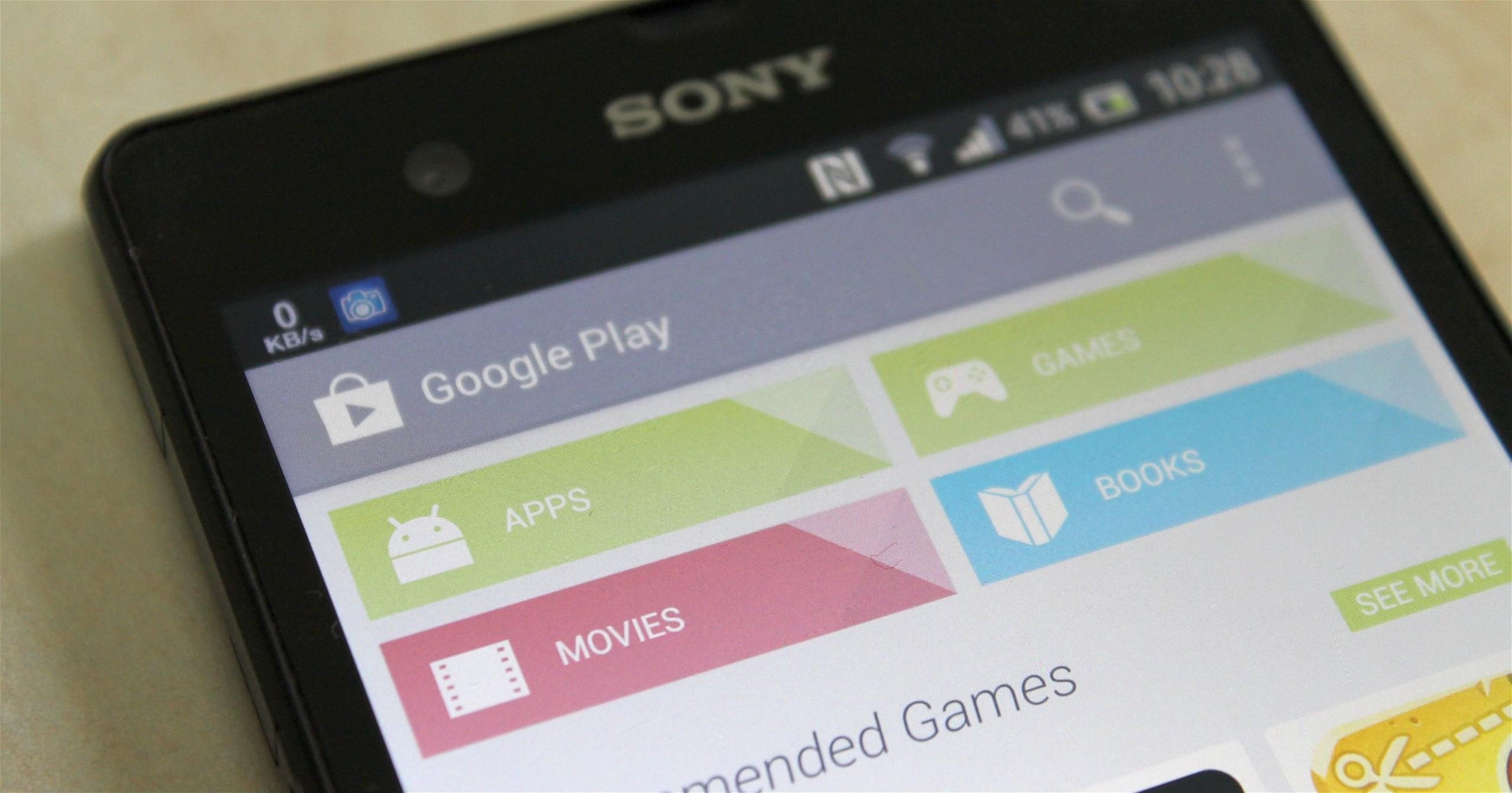 Google Play Store 4.3.10
