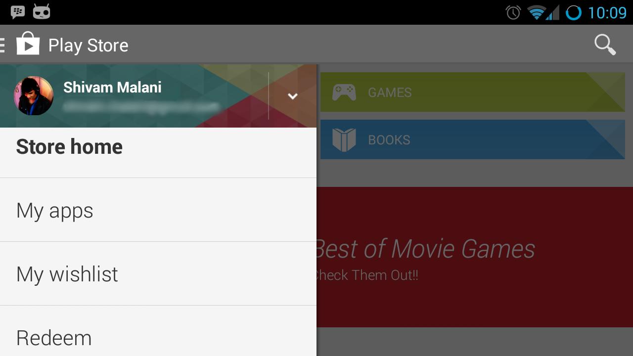 Google Play Store APK 4.4.21