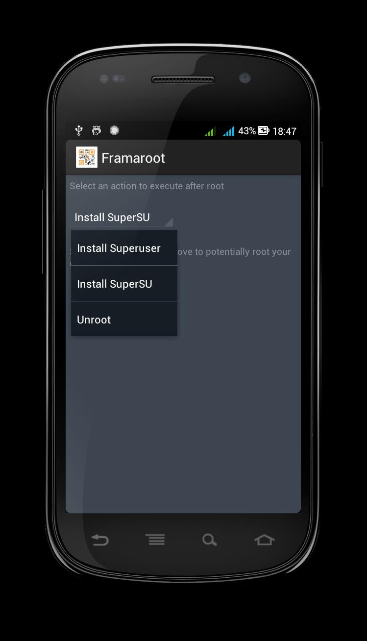 Micromax-Framaroot-Select