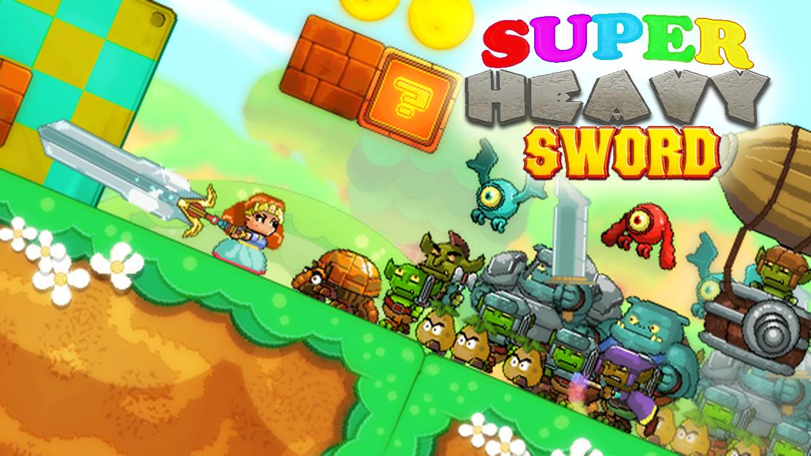 super heavy sword