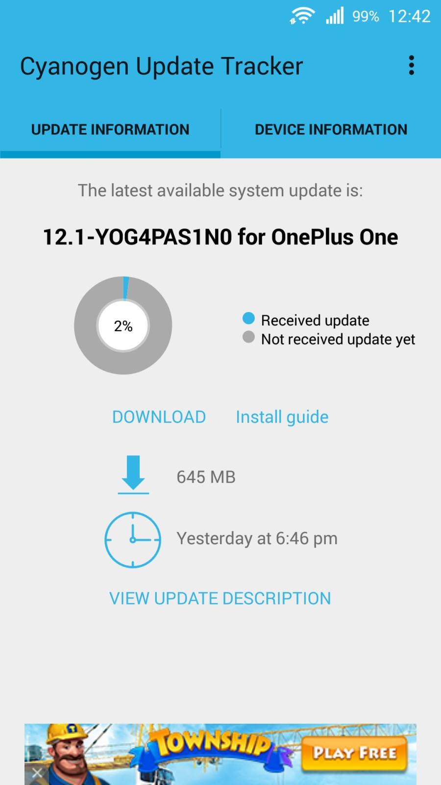 YOG4PAS1N0 update