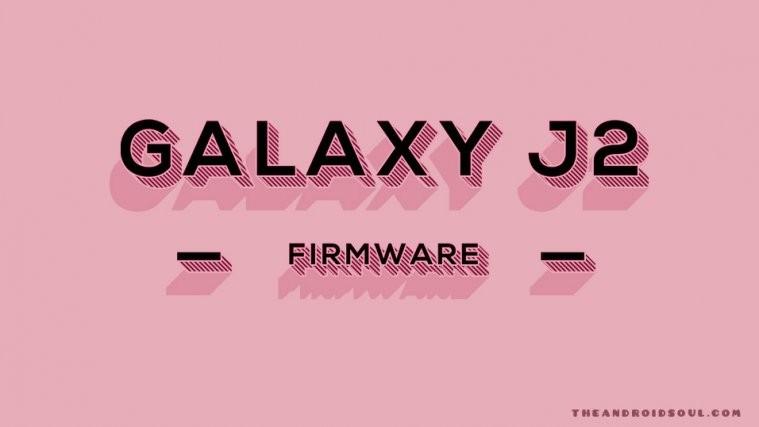 Galaxy j2 firmware
