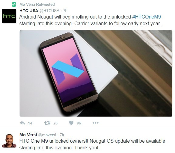 htc-one-m9-nougat-release