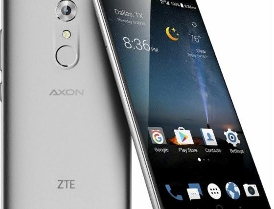 ZTEAxon7