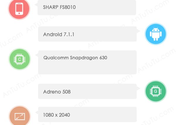 Sharp FS8010