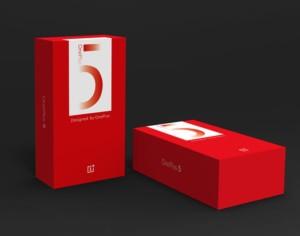 OnePlus5 box