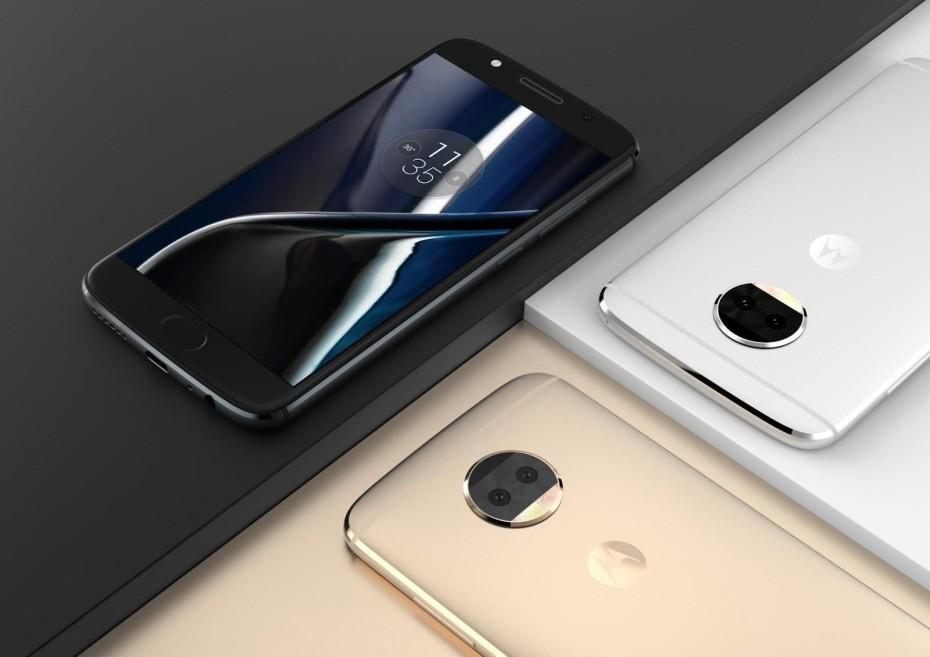 Motorola G5S+