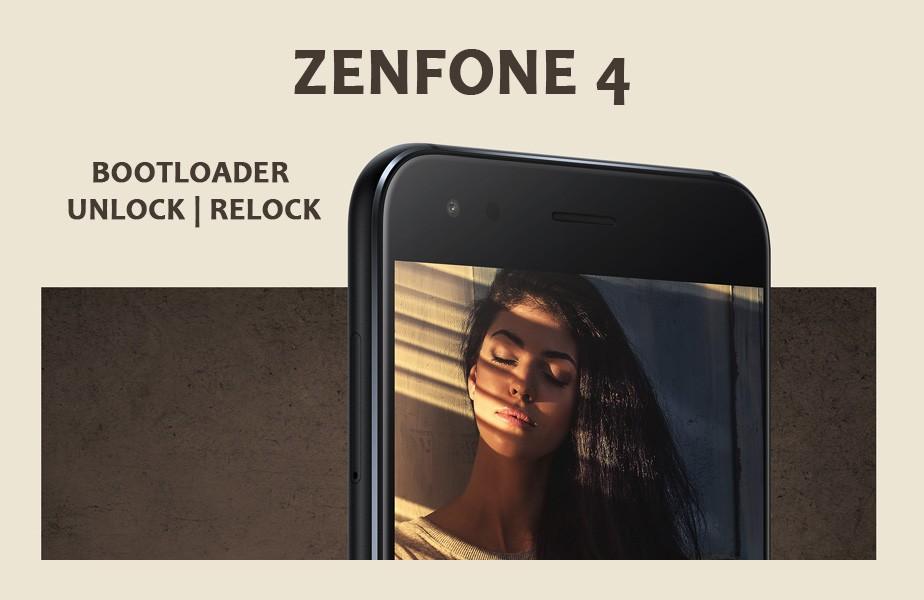 ZenFone 4 bootloader unlock