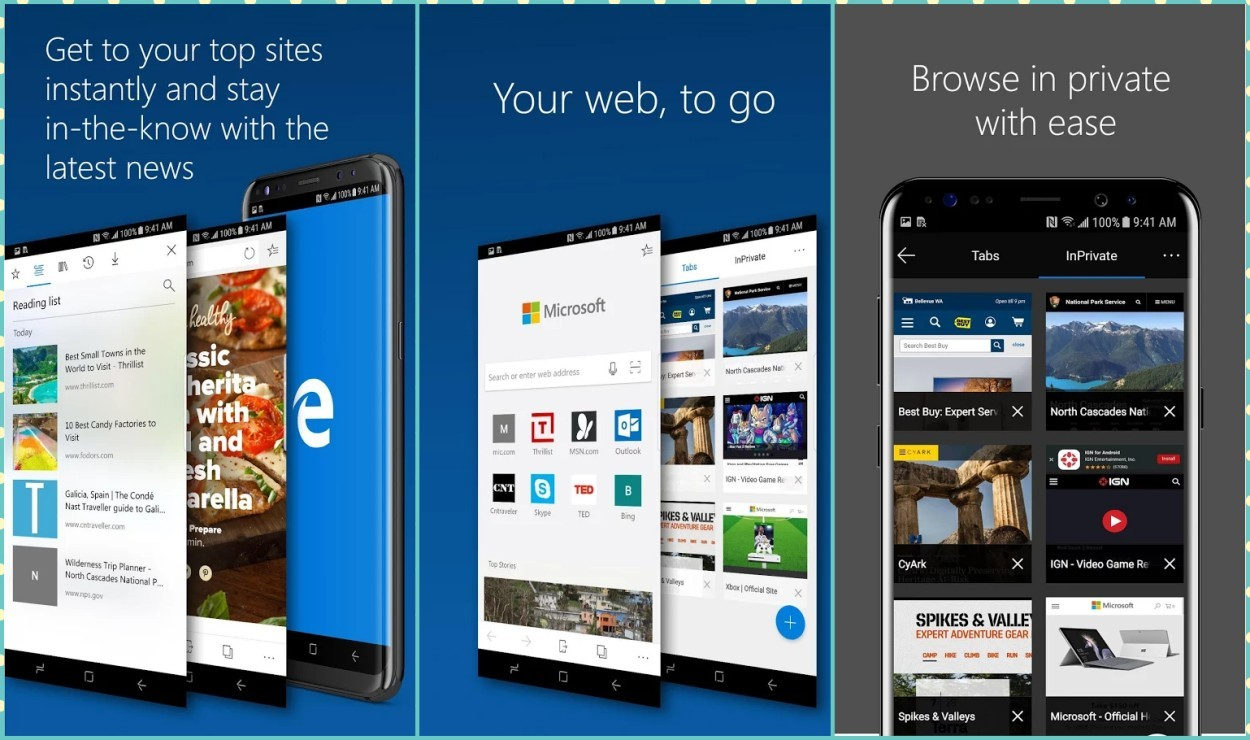 ms edge android apk
