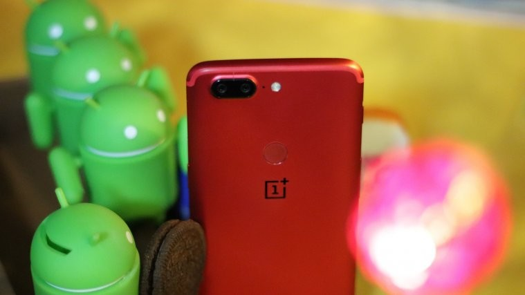 OnePlus 5T Android 9 Pie update