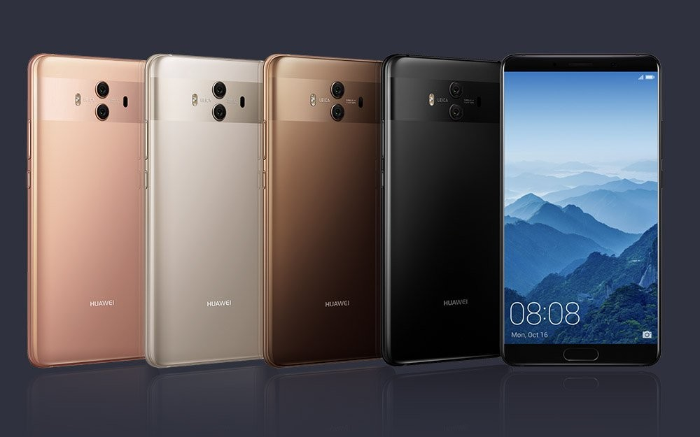 Huawei Mate 10 and Mate 10 Pro