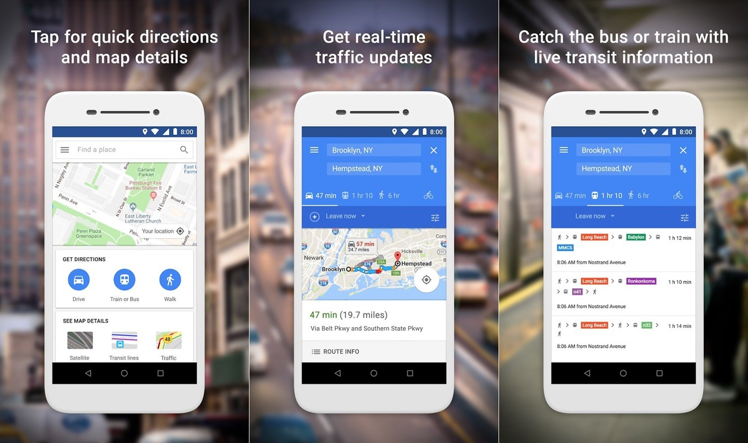 maps go android app