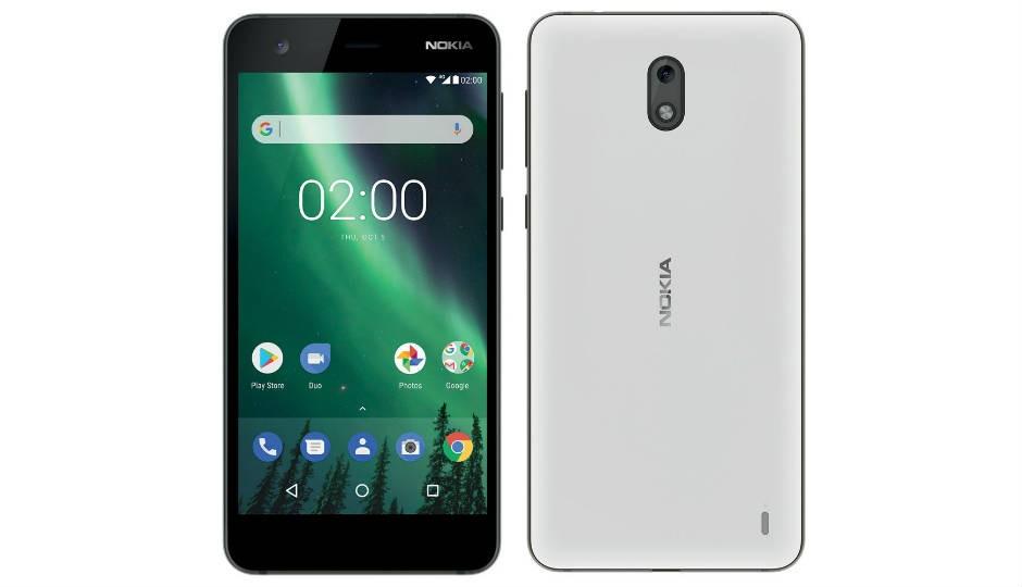 nokia 2 android 8.1