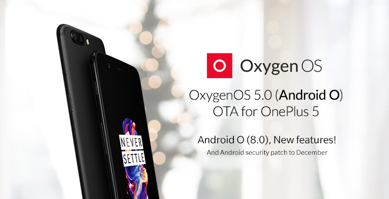 stable OnePlus 5 Oreo released