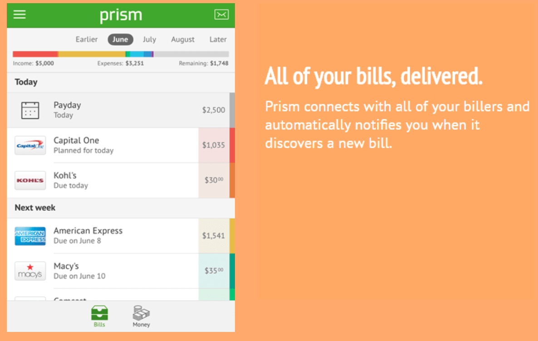 verizon prism app