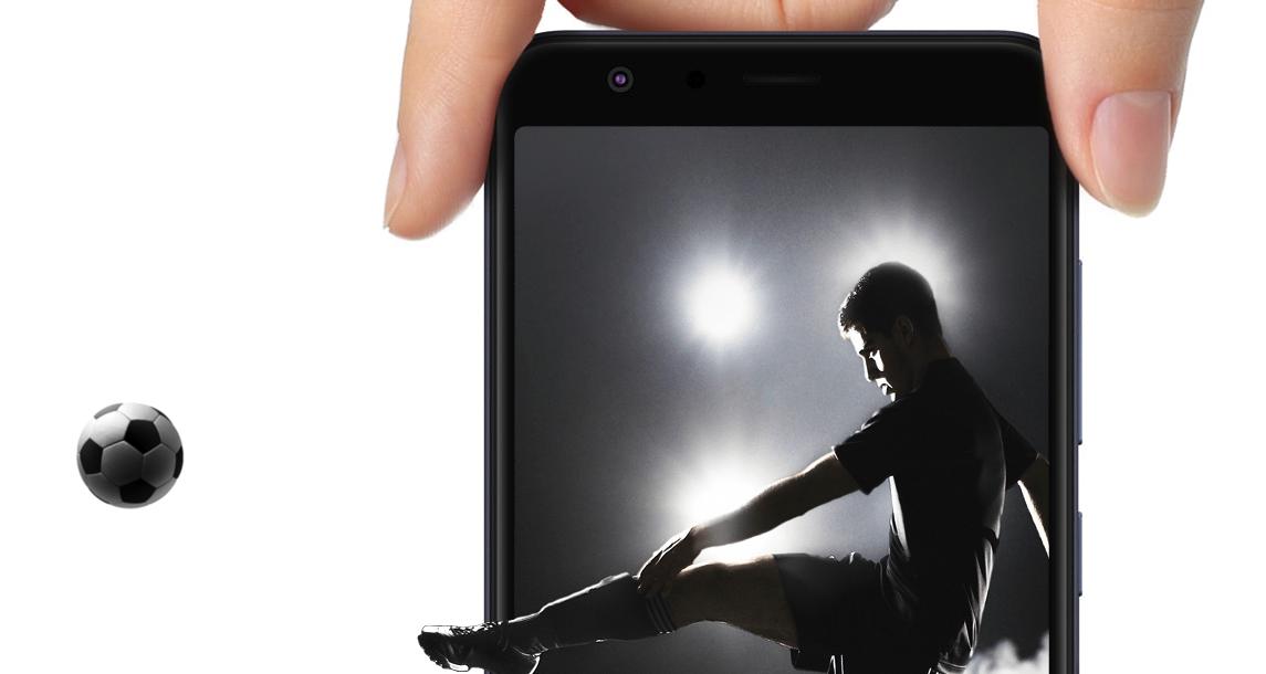 ZenFone max plus display