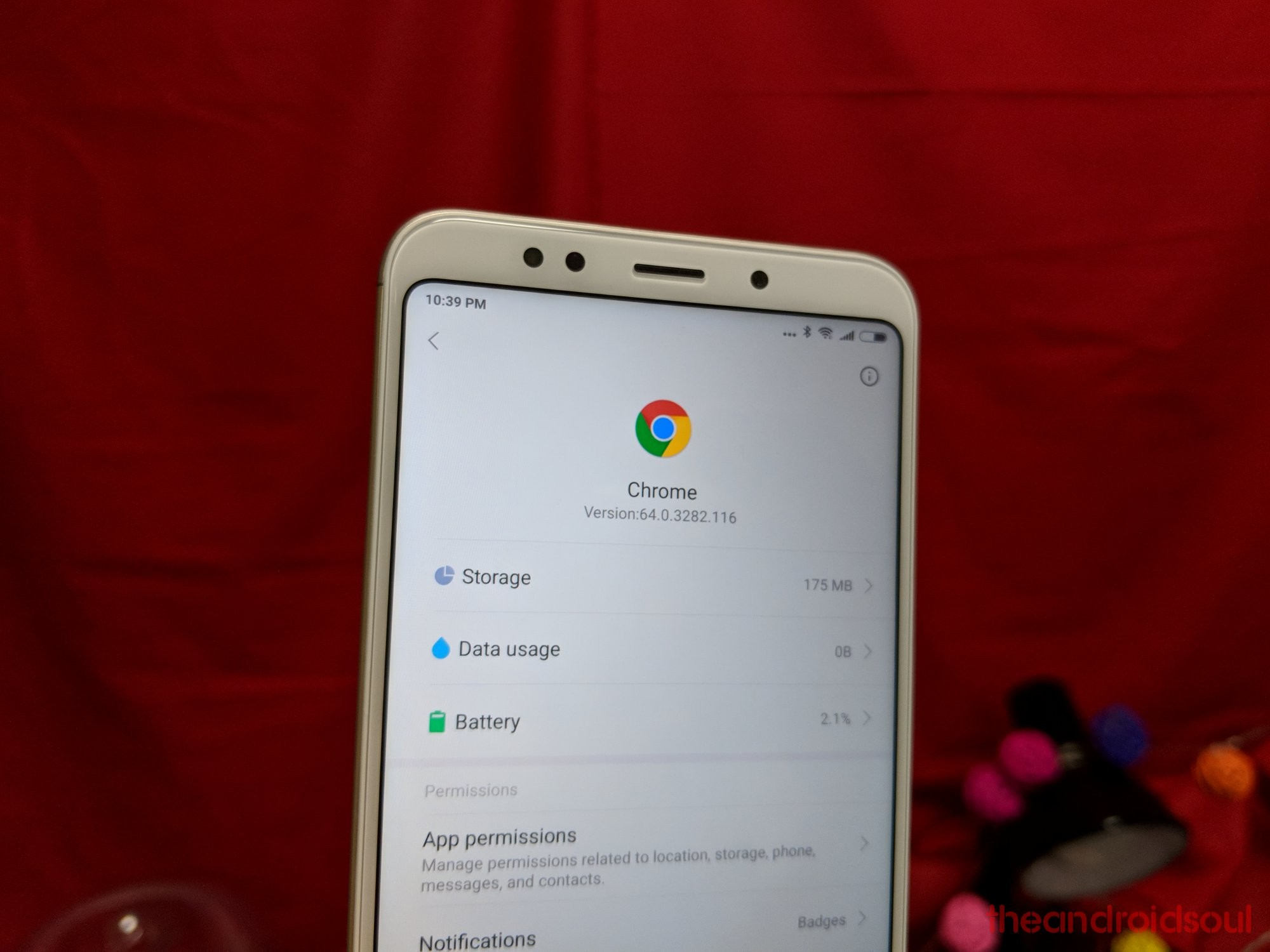 chrome 64 apk teardown