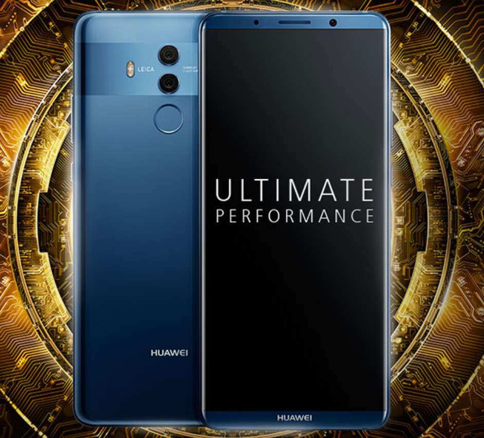 Huawei Mate 10 Pro and Mate 10 Porsche Design