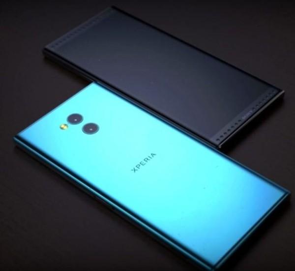 Sony Xperia XZ2 Pro