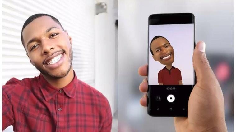 AR Emoji for Galaxy S8 S7 Note 8