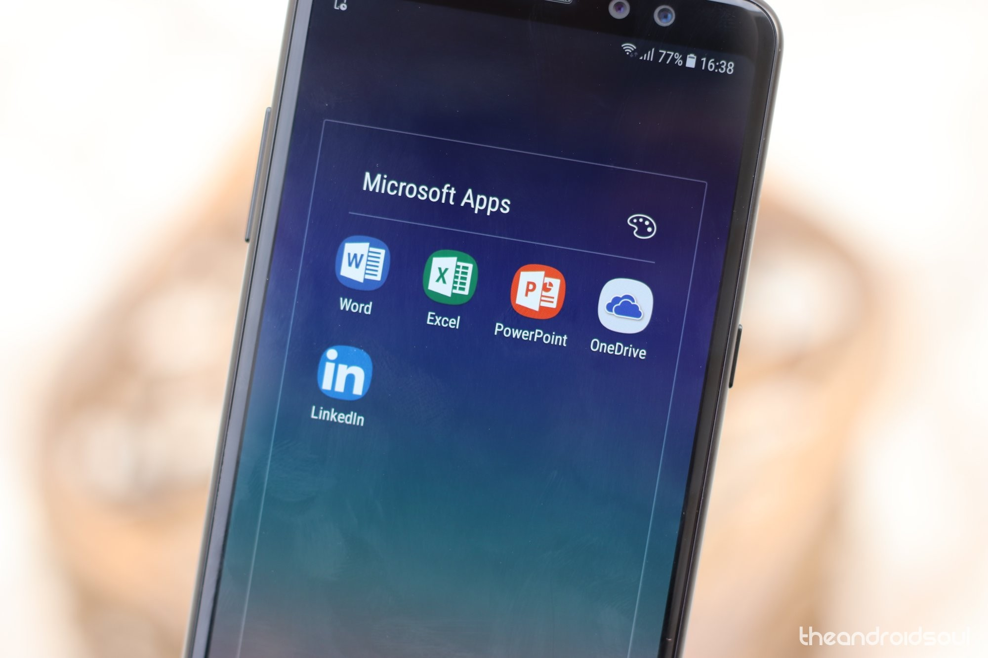 Galaxy A8 plus 2018 preinstalled apps