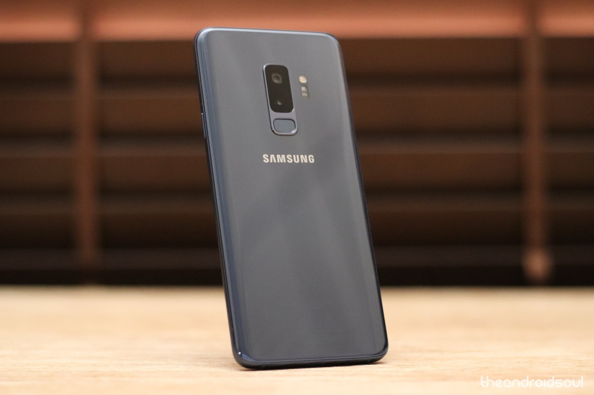 Galaxy S9 Plus smartphone