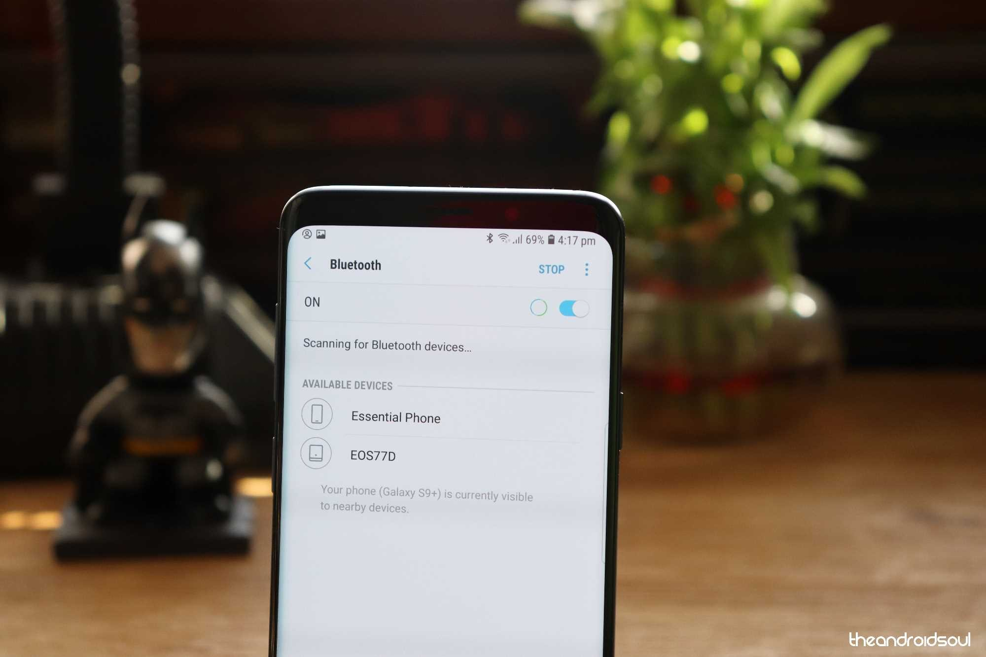 Galaxy s9 Bluetooth issues