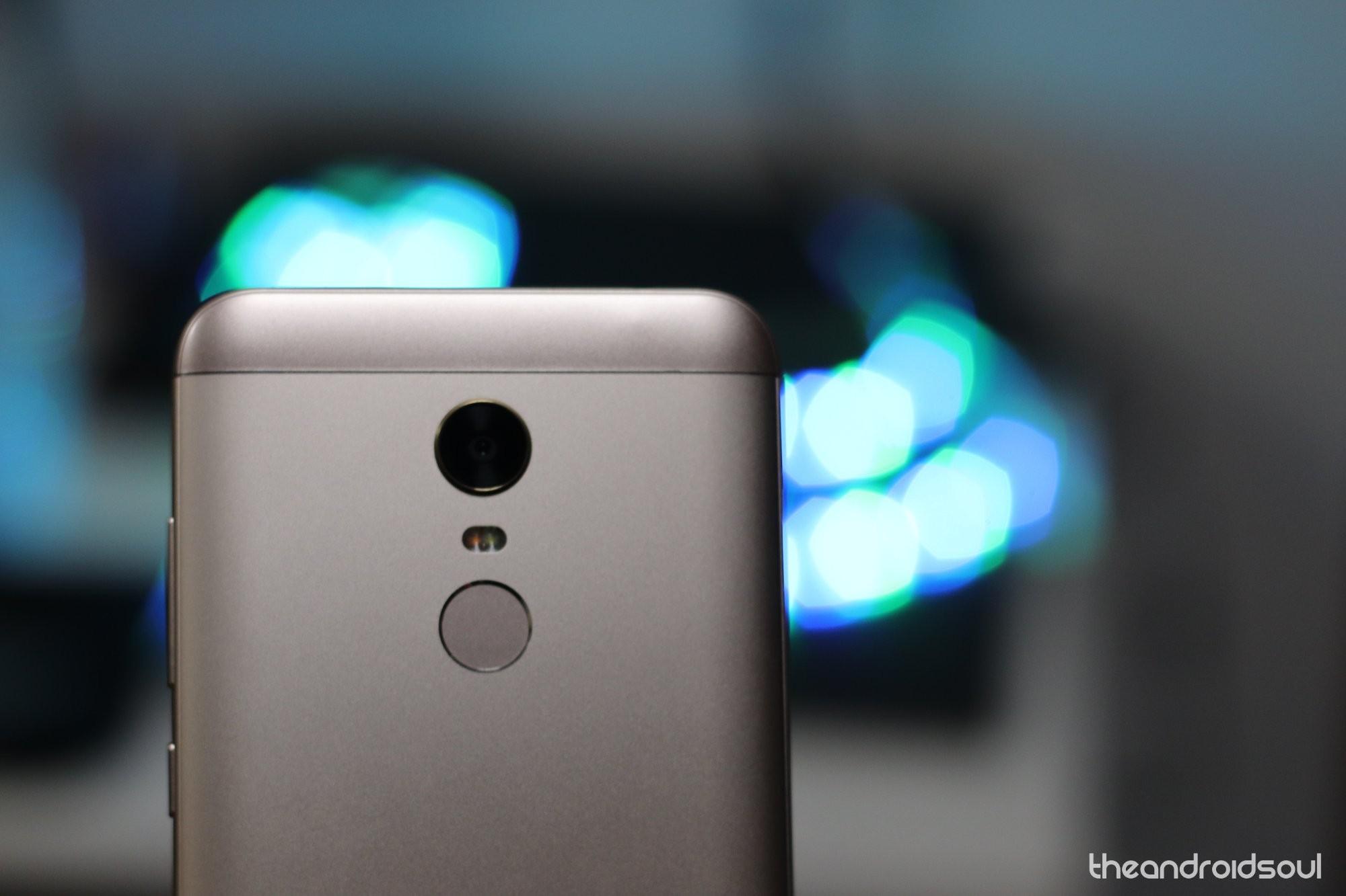 Redmi Note 5 smartphone
