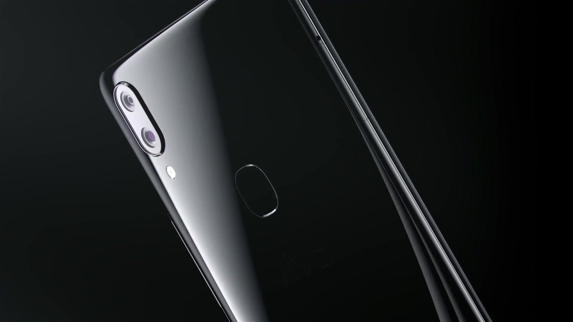 Vivo V9 iPhone X like phone