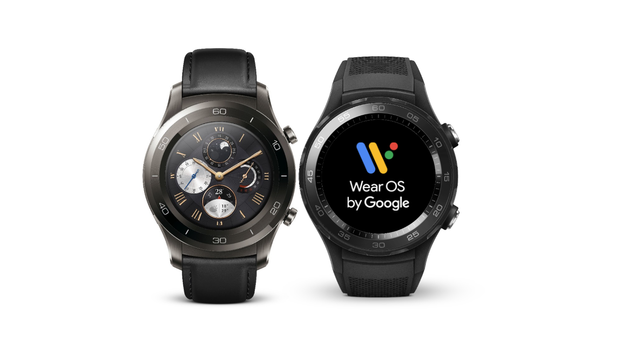 Wear OS Android P developer preview