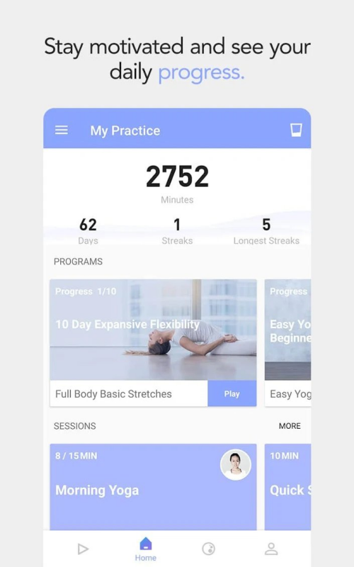 Best yoga apps 09
