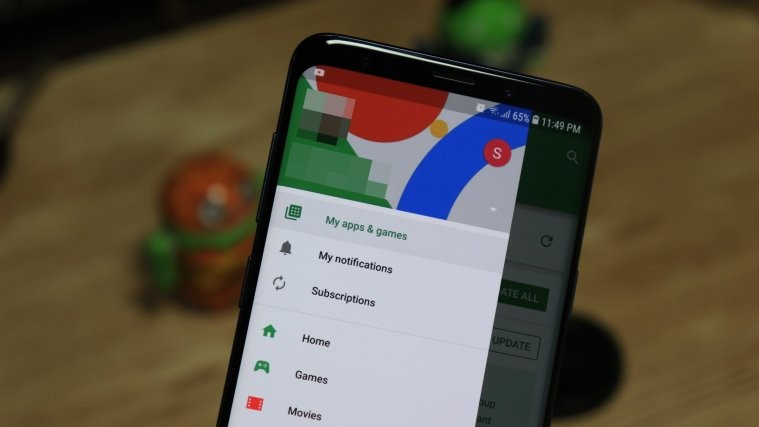 Google Play Store Apps