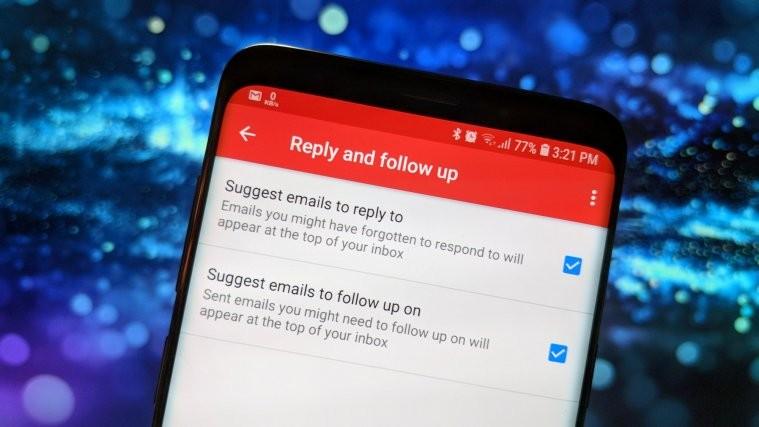 Gmail Nudge