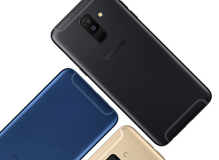 Samsung Galaxy A6 Plus update