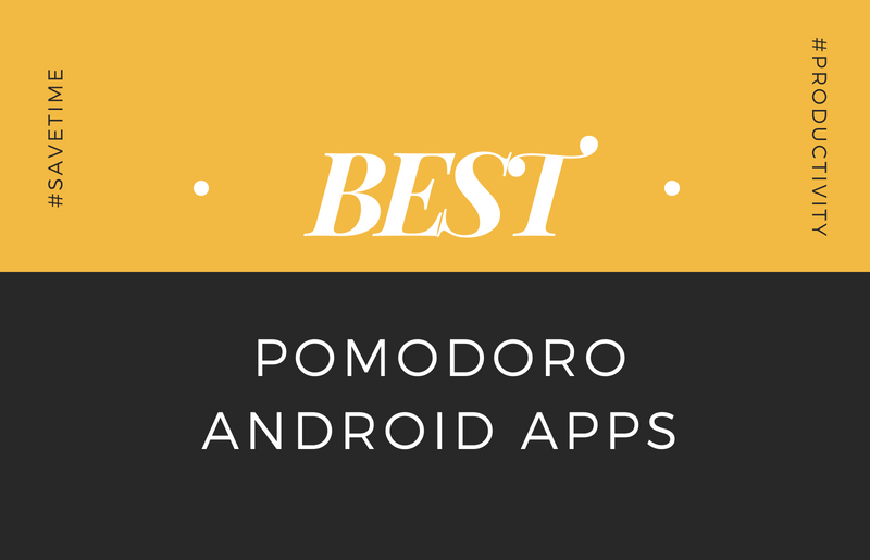 best pomodoro apps android