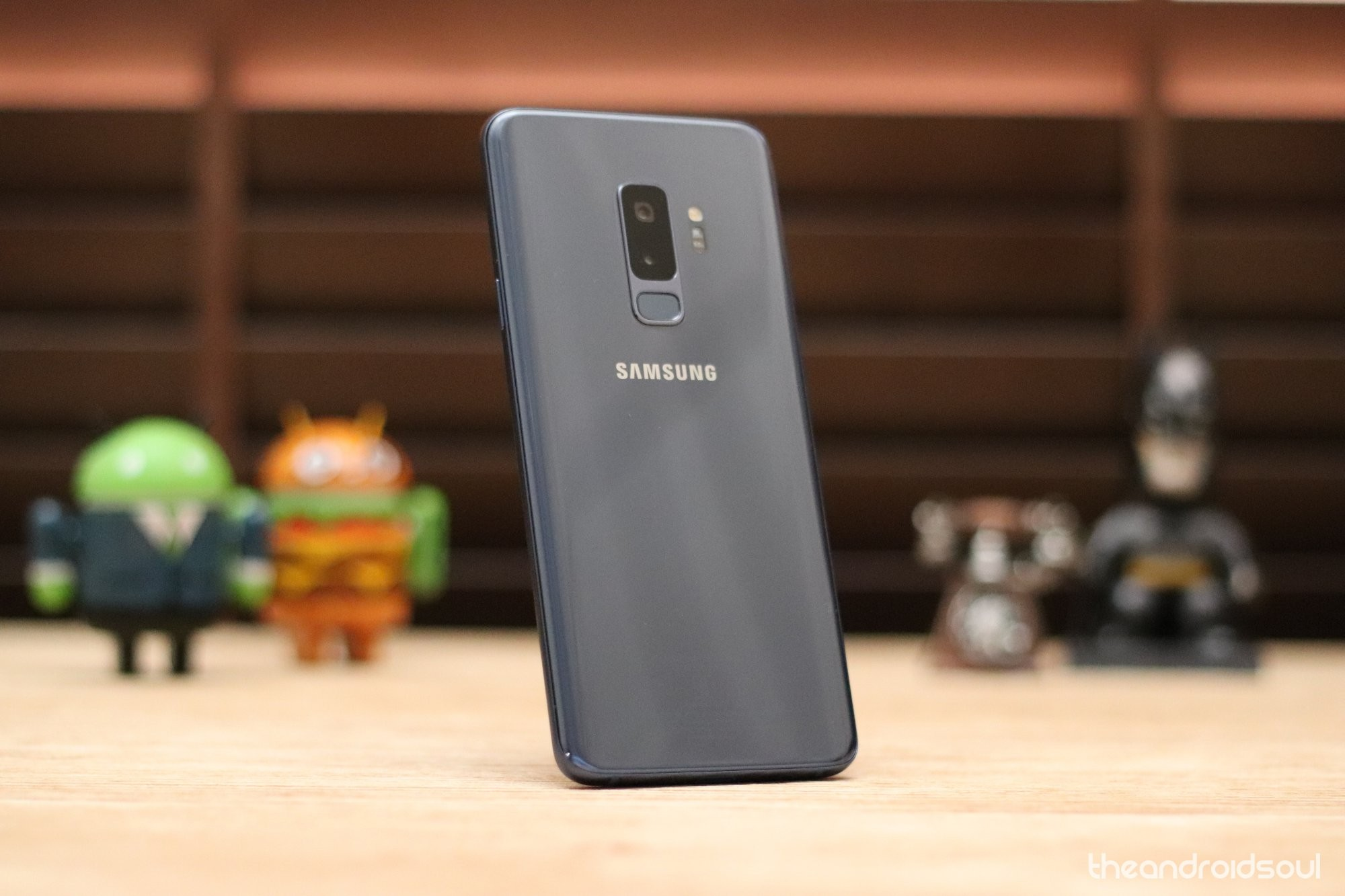 Galaxy S9 Android 9 ROM