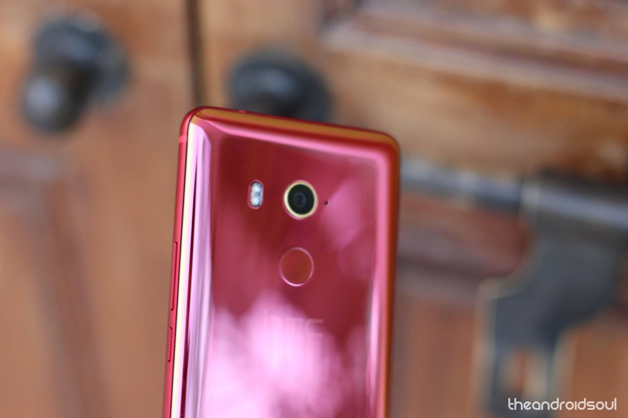 HTC U11 EYEs TWRP