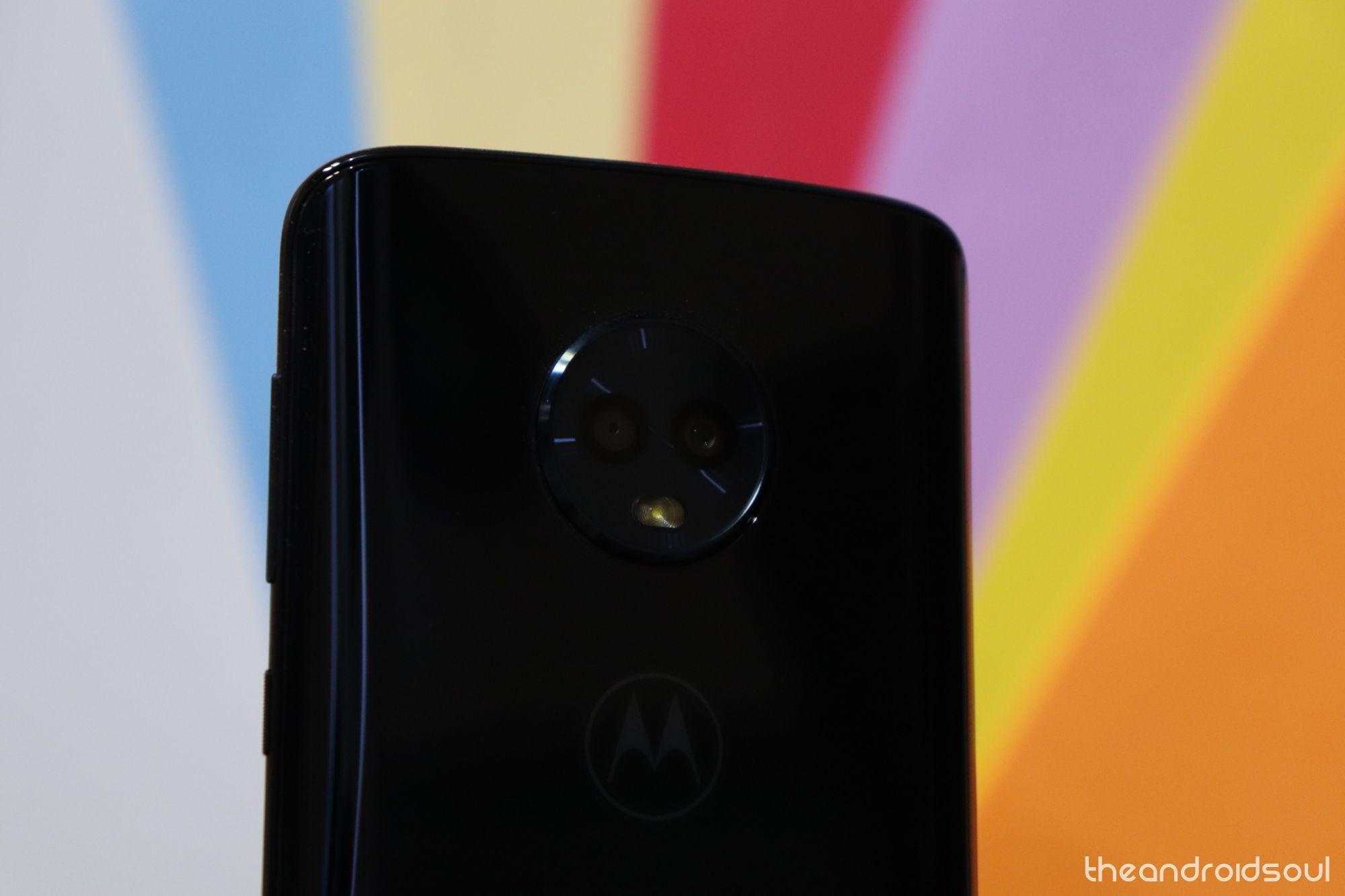 Motorola Android Pie release
