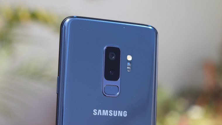 Samsung Android 9 Pie update