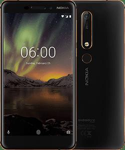 nokia 6.1 phone
