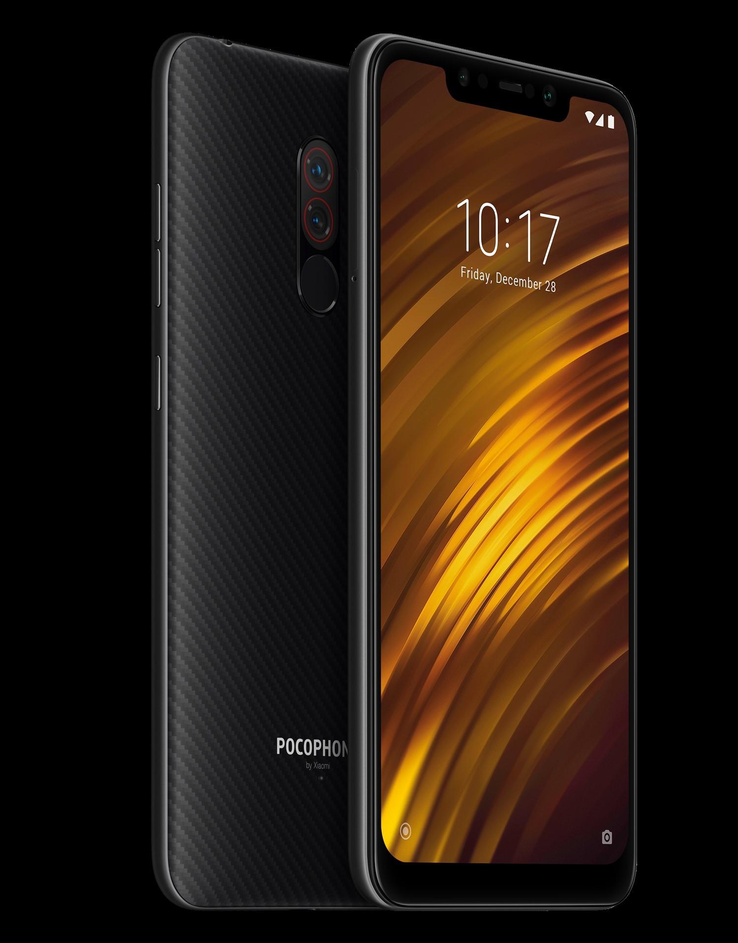 poco f1 smartphone