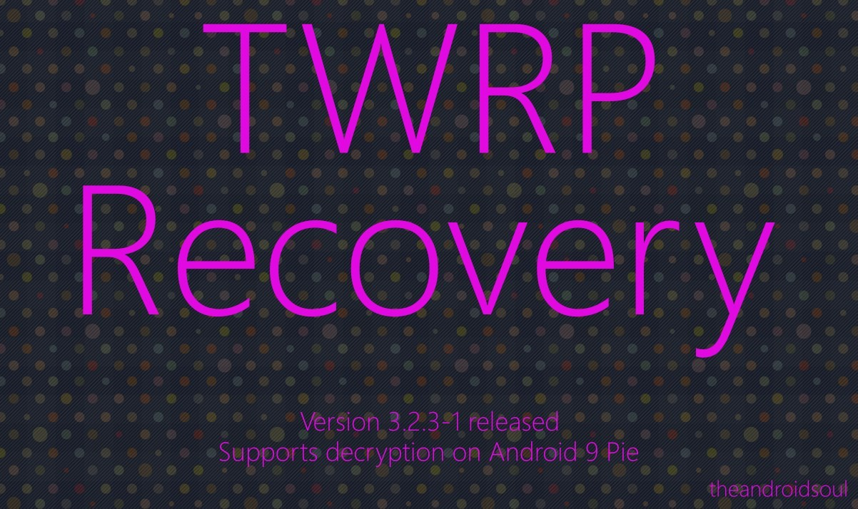 twrp recovery 3.2.3-1