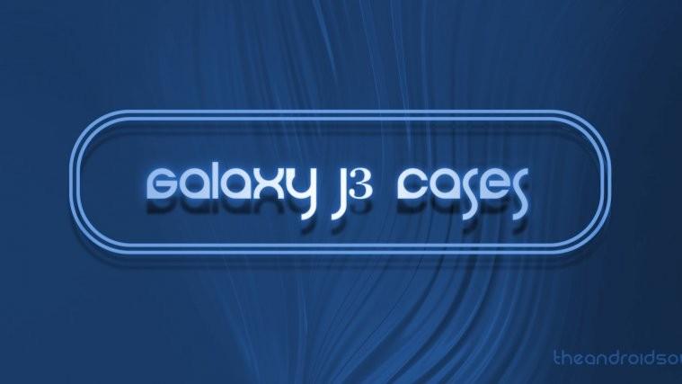 Galaxy J3 Star cases