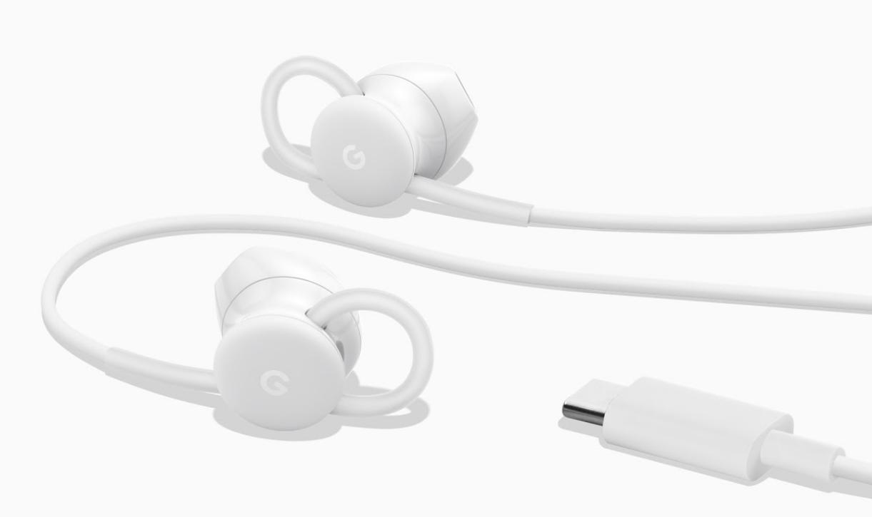 Google Pixel USB-C Earphones