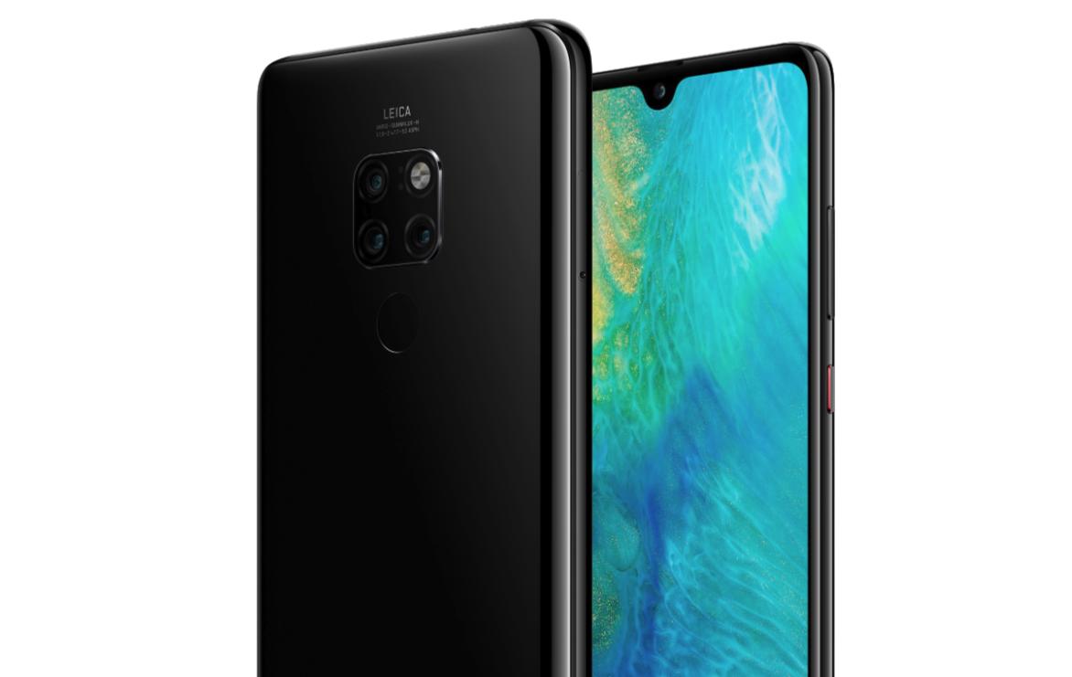 Huawei Mate 20 phone