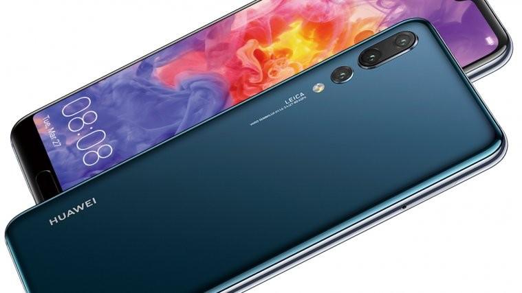 Huawei P20 Pro Android 9 beta