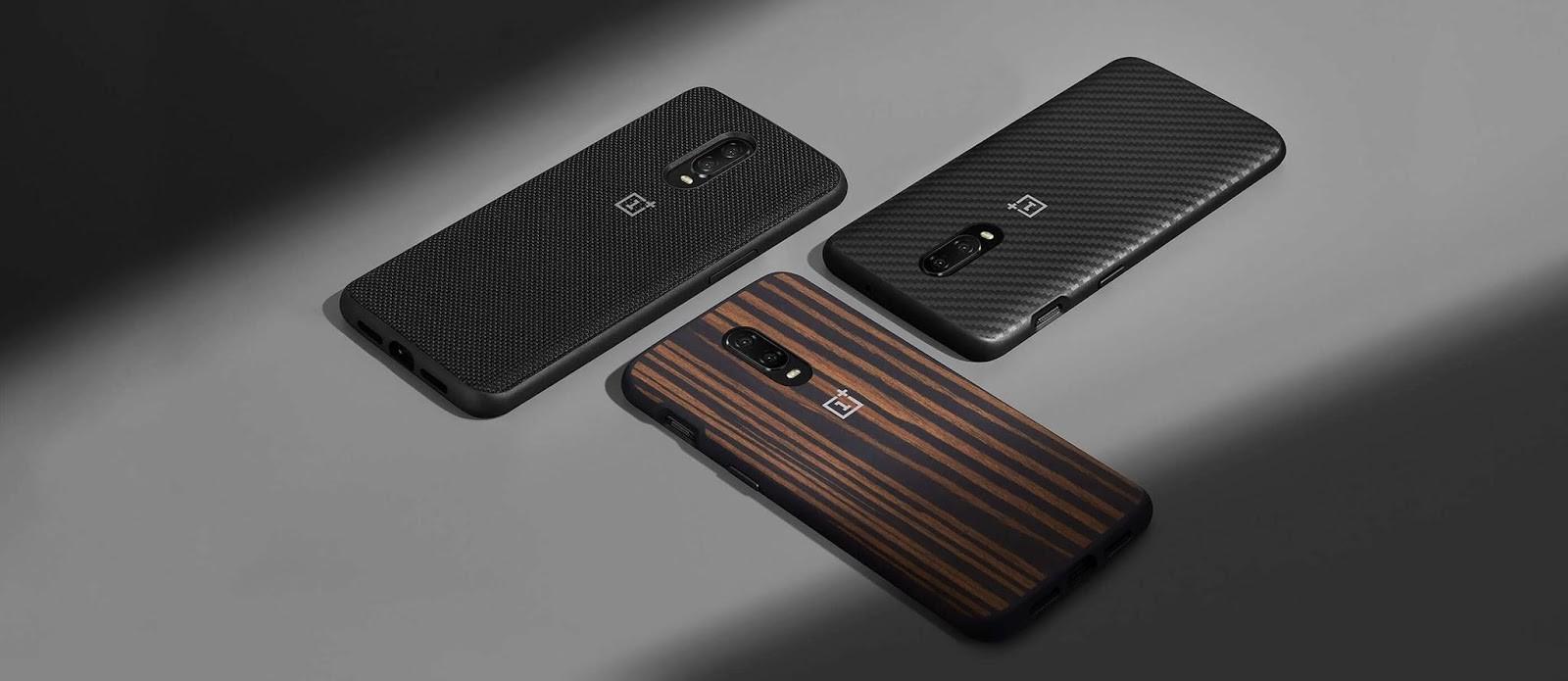 OnePlus 6T Official Bumper Case
